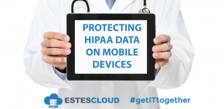 Protecting HIPAA Data On Mobile Devices