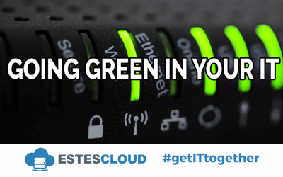 Going green in your IT