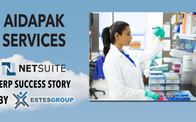 NETSUITE ERP SUCCESS STORY — AidaPak