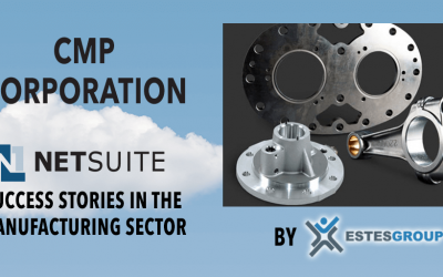 NETSUITE SUCCESS STORIES IN THE MANUFACTURING SECTOR CMP CORP.