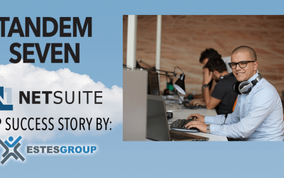 A NetSuite ERP Succes Story: TANDEMSEVEN