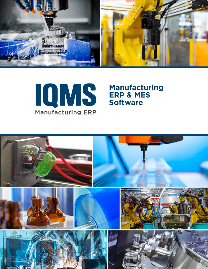 IQMS Manufacturing
