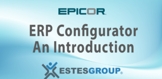 Epicor Configurator Introduction: Configurator Offerings