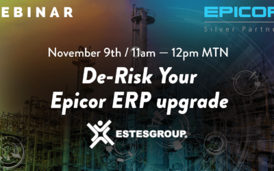 Epicor ERP Data Management Tool, The Tool That Keeps On Giving