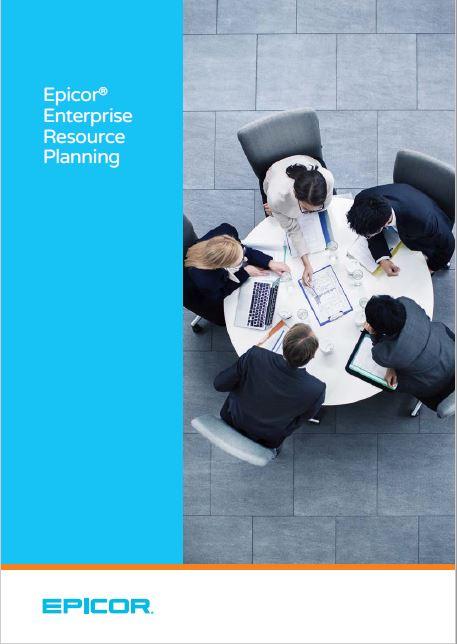 Epicor ERP Product Brochure