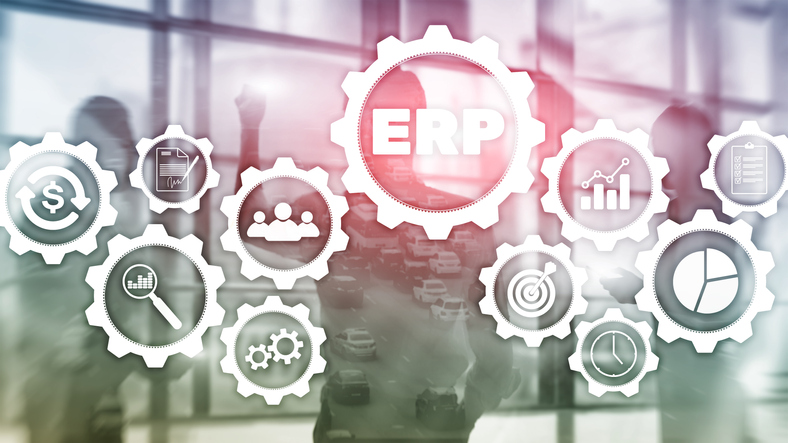 The Top 5 Benefits of an ERP System