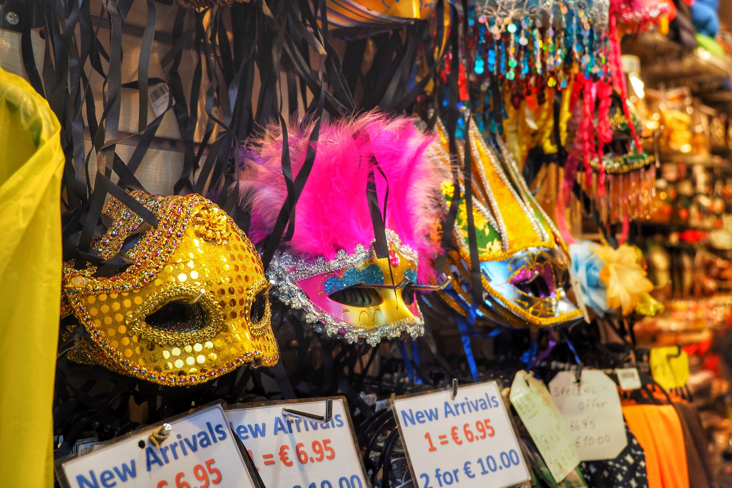 mardi gras retail store discount management