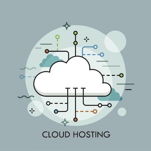 ERP Cloud Hosting