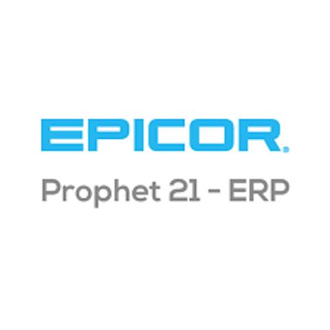 Epicor Prophet 21 Logo