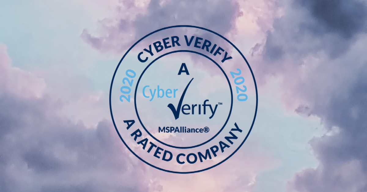 Cyber Verify A Risk Assurance Rating