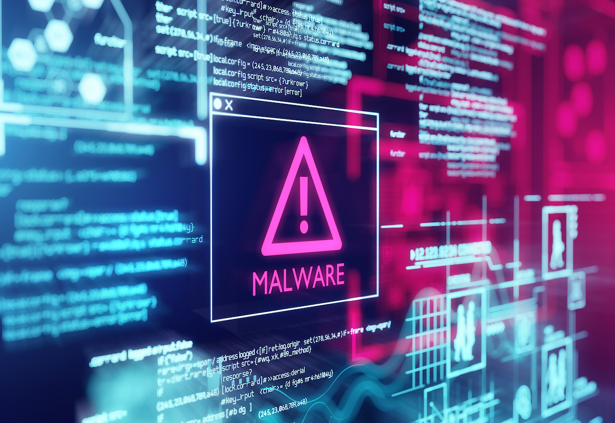 Malvertising Malware Alert