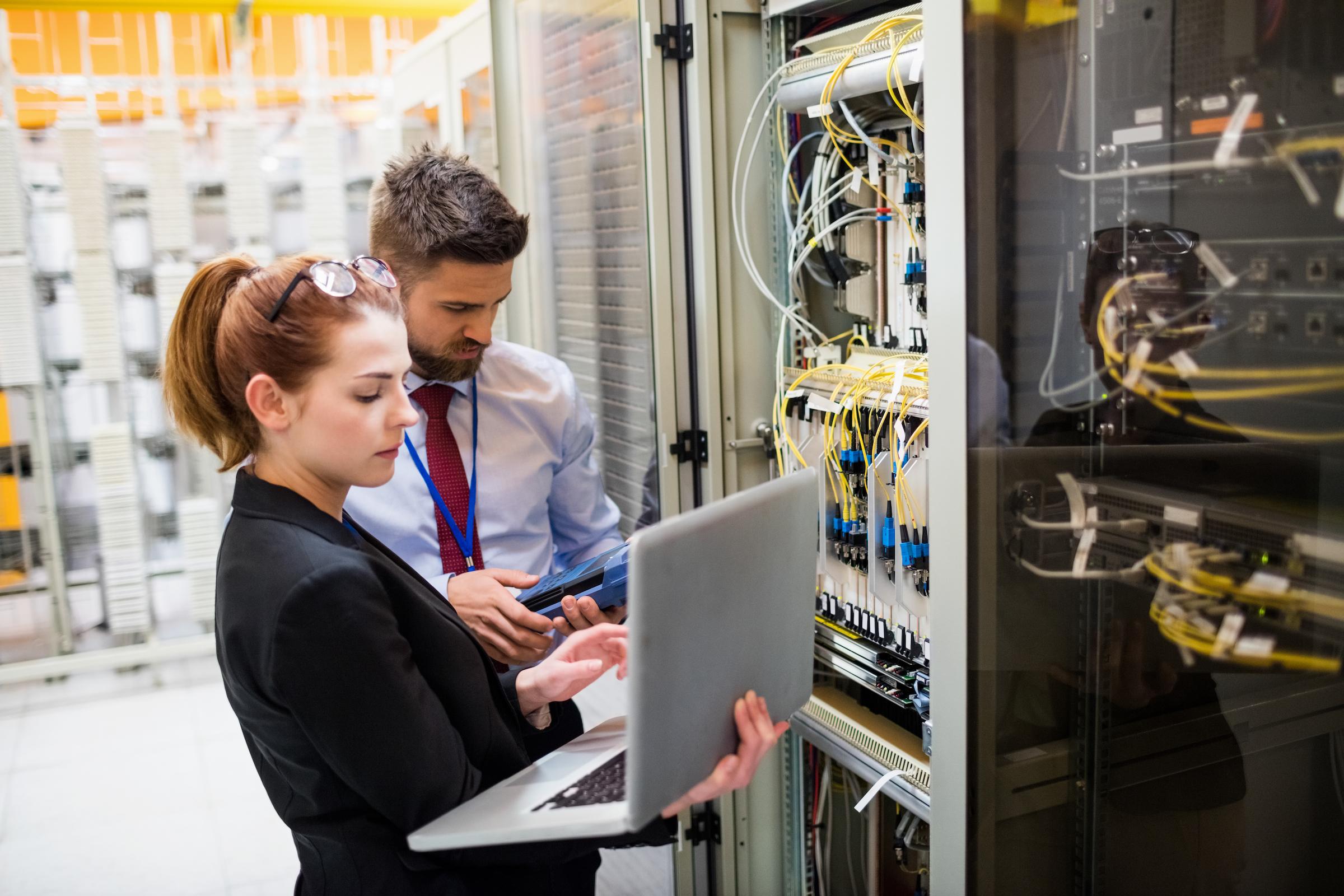 Managed Server Care Technicians