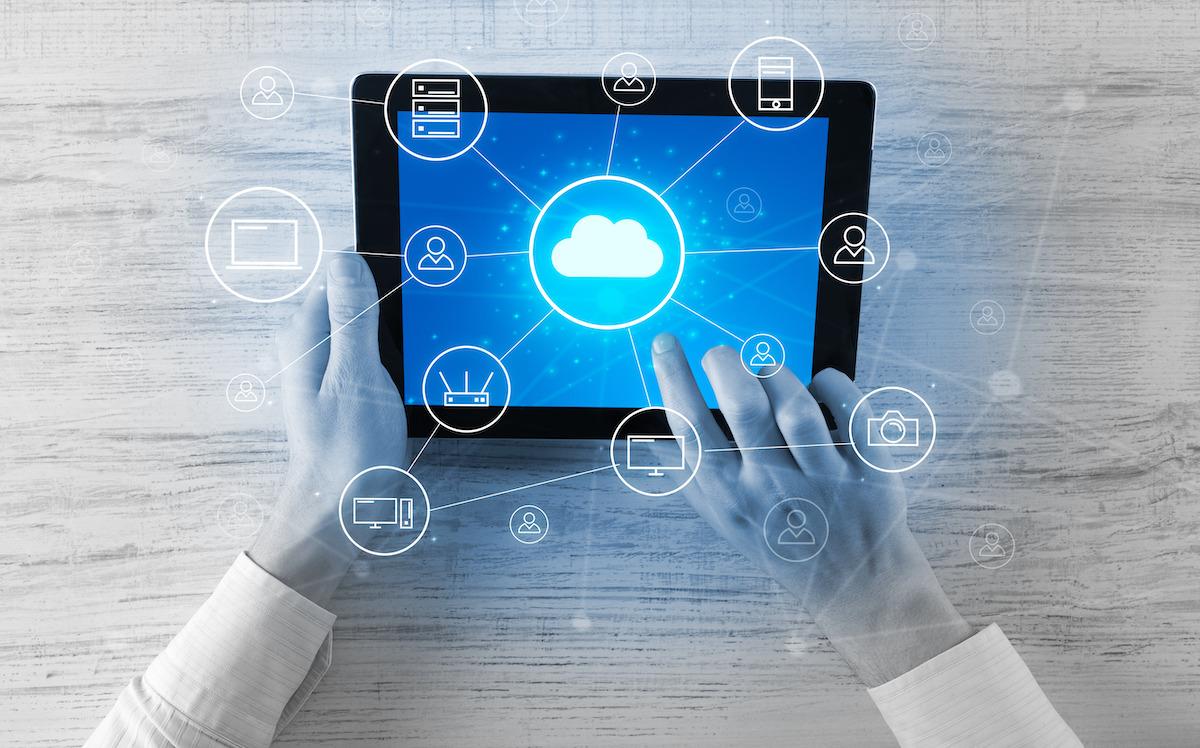 ERP Public Cloud Software as a Service