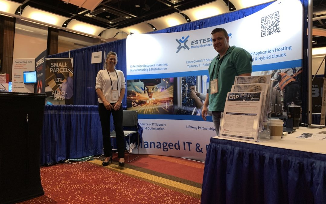 Views from Booth 25 – P21WWUG CONNECT 2021