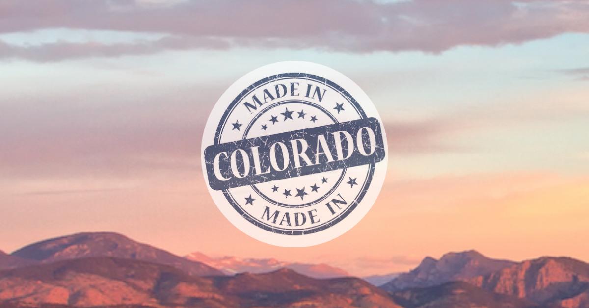Made in Loveland Colorado