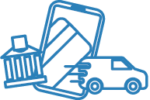 ParttrapONE icon Payment Freight