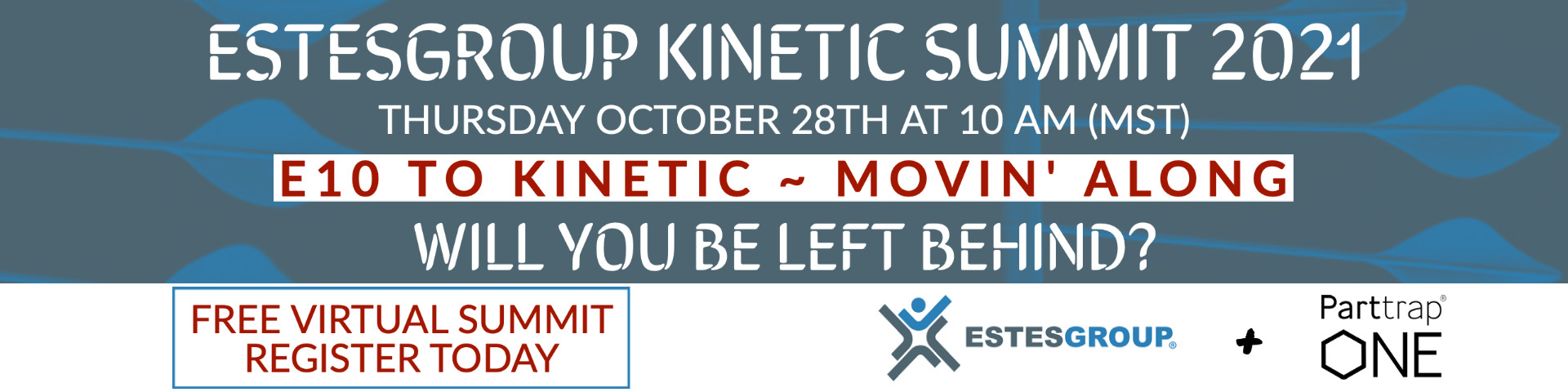 Epicor Kinetic Summit Fall 2021