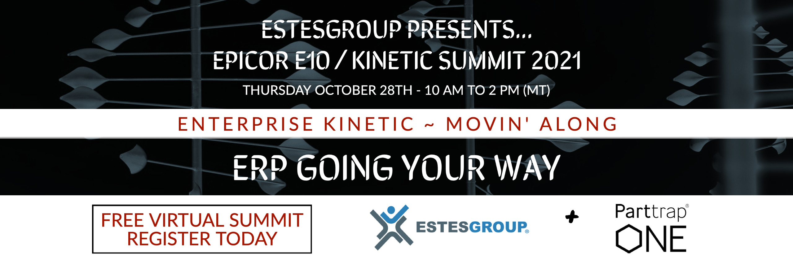 Epicor Kinetic User Summit Fall 2021